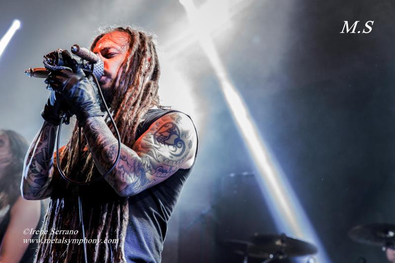 19 Amorphis + Starkill   12 de Noviembre13   Sala Apolo (Barcelona)