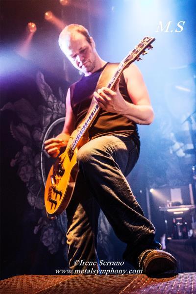 27 Amorphis + Starkill   12 de Noviembre13   Sala Apolo (Barcelona)