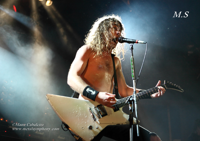 Airbourne 10 Airbourne + Black Spiders + Corroded   18 de noviembre13 – Sala La Riviera (Madrid)