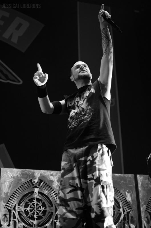 5 Avenged Sevenfold + FFDP + Avatar   25/11/13   Pavelló Olímpic de Badalona (Barcelona)