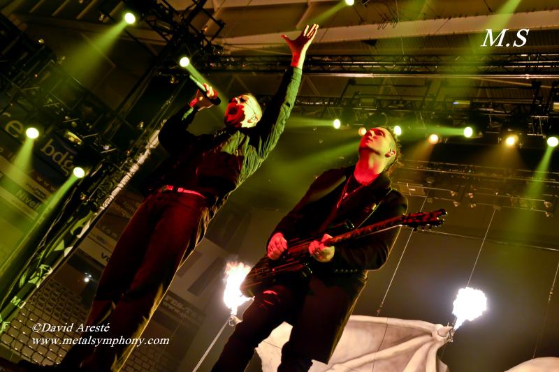 a7x347 Avenged Sevenfold + FFDP + Avatar   25/11/13   Pavelló Olímpic de Badalona (Barcelona)