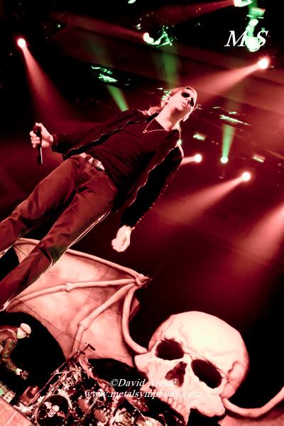 Avenged Sevenfold + FFDP + Avatar - 25/11/13 - Pavelló Olímpic de Badalona (Barcelona)