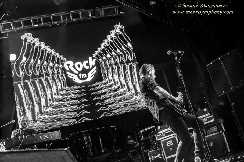 We will ROCKFM You - 24 de Noviembre'13 - Sala La Riviera (Madrid)