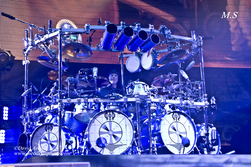 DSC0027 Dream Theater   16 de Enero14   Palacio de Vistalegre (Madrid)