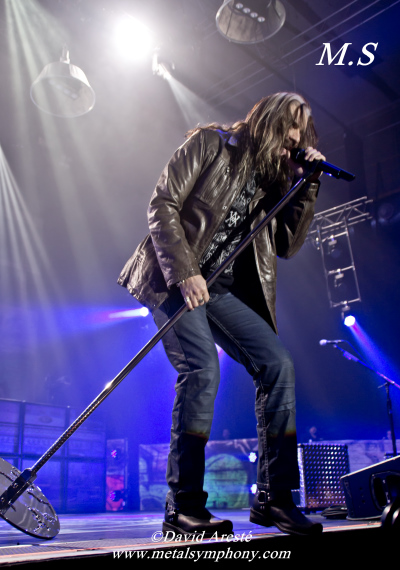 DSC0037 Dream Theater   16 de Enero14   Palacio de Vistalegre (Madrid)
