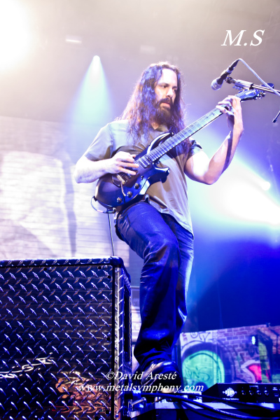DSC0086 Dream Theater   16 de Enero14   Palacio de Vistalegre (Madrid)
