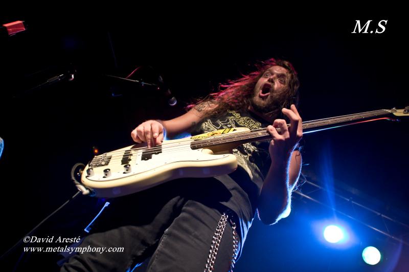 Angelus Apatrida + Havok +Savage Messiah - 6 de Diciembre'13 - Sala Bóveda (Barcelona)