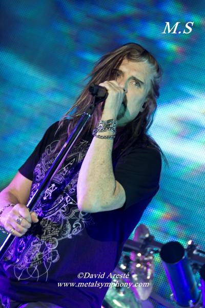 DSC01501 Dream Theater   16 de Enero14   Palacio de Vistalegre (Madrid)