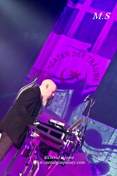 DSC0176 Dream Theater   16 de Enero14   Palacio de Vistalegre (Madrid)