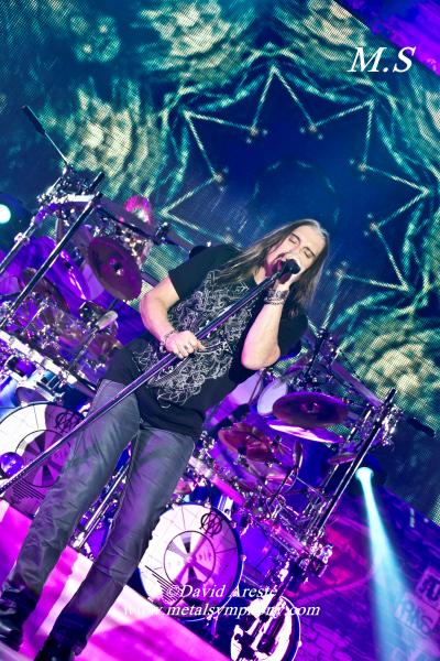 DSC0201 Dream Theater   16 de Enero14   Palacio de Vistalegre (Madrid)