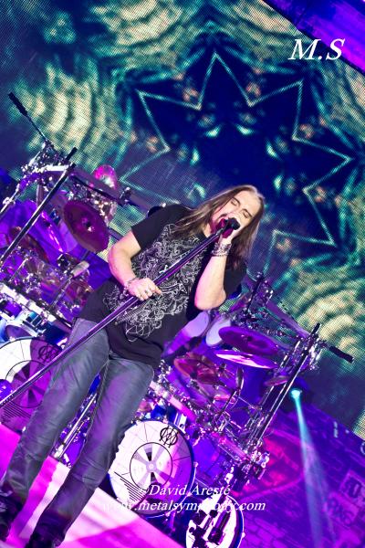 DSC02021 Dream Theater   16 de Enero14   Palacio de Vistalegre (Madrid)