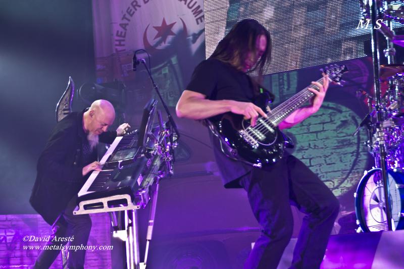 DSC0226 Dream Theater   16 de Enero14   Palacio de Vistalegre (Madrid)