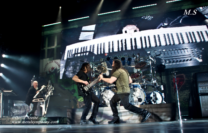 DSC0246 Dream Theater   16 de Enero14   Palacio de Vistalegre (Madrid)