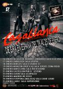 Gira española de Casablanca