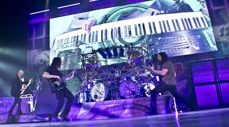 Dream Theater – 16 de Enero'14 – Palacio de Vistalegre (Madrid)