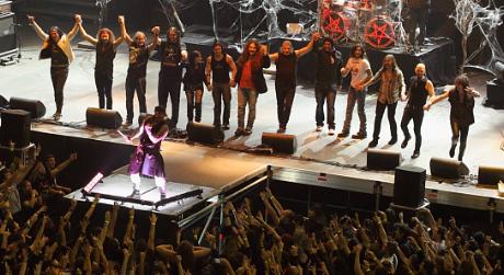 Mägo de Oz Fest – 14 de Diciembre'13 – Palacio Vistalegre (Madrid)