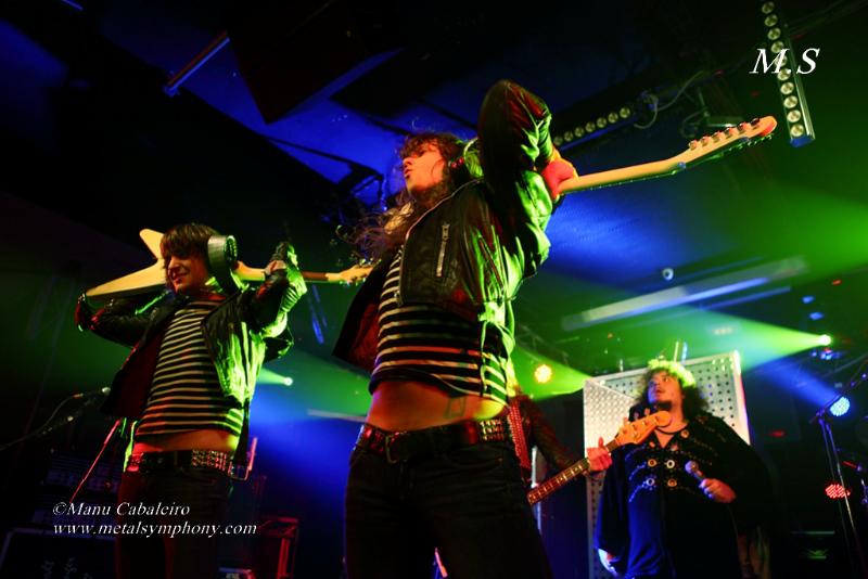 Bullet 9 U.D.O+Primal Fear+Bullet+Messenger – 31 de Enero14 – Sala Penélope (Madrid)
