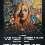 Cambio de fechas para la gira de Blues Pills en España