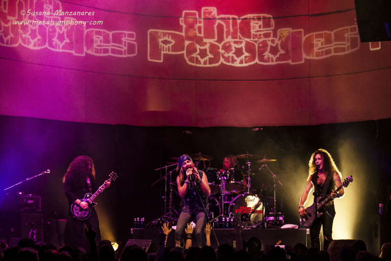 poodles16 The Poodles + Overloud + Natribu – 9 de febrero'14 – Sala Shoko (Madrid)