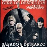 Sould outs en los shows de DESPEDIDA de Scorpions en España