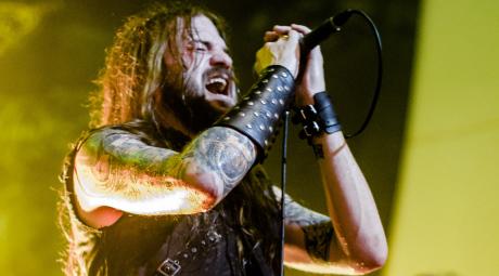 Iced Earth + Warbringer + Elm Street – 17 de Enero'14 –  Sala Shoko (Madrid)