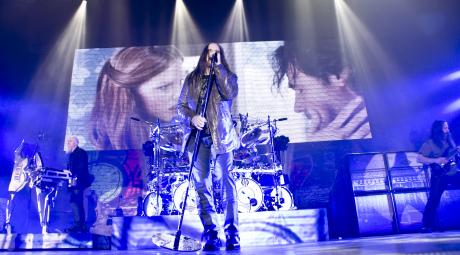 Dream Theater – 18 de Enero'14 – Sant Jordi Club (Barcelona)