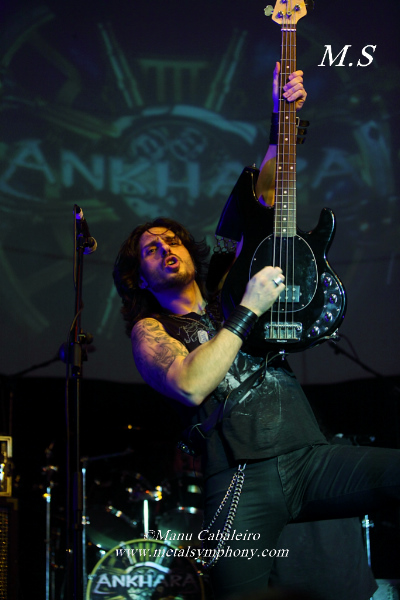 Ankhara + Nightfear – 8 de Febrero'14 – Sala Shoko (Madrid)