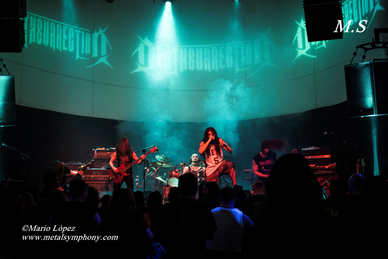 death s10 Soilwork + Darkane + Deathsurrection   5 de Marzo14   Sala Shoko (Madrid)