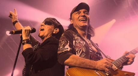 Scorpions + H.E.A.T – 7 de Marzo'14 – Palacio Vistalegre – (Madrid)
