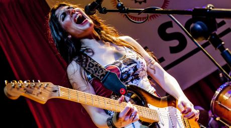 Susan Santos – 17 de Marzo'14 – Sala El Sol (Madrid)