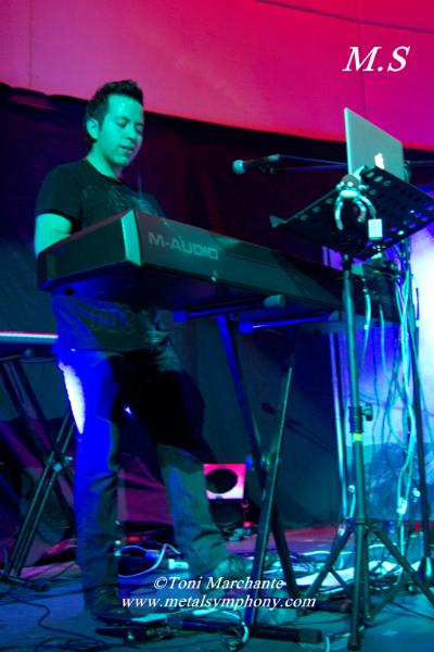 Haken + Nami - 10 de Abril'14 - Sala Shoko (Madrid)