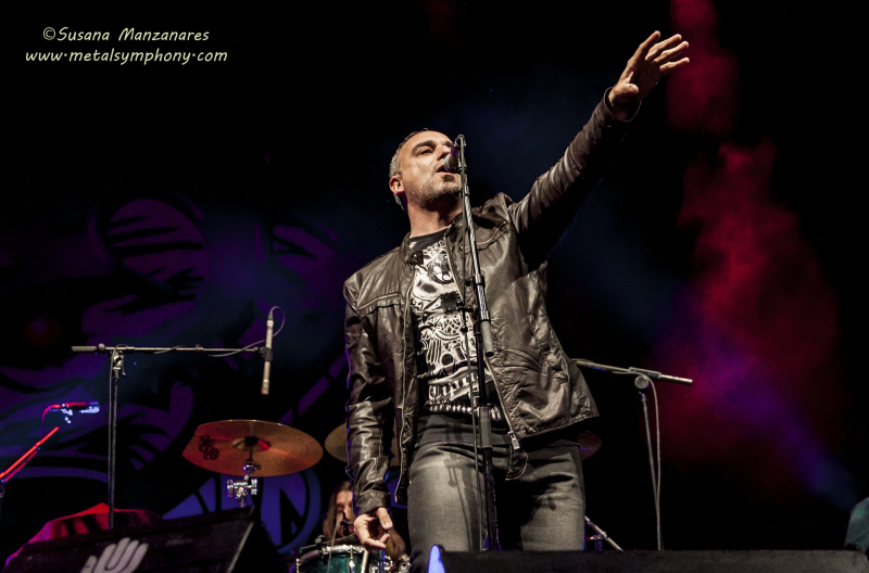 Europe + Hardreams – 29 de marzo'14 – Sant Jordi Club (Barcelona)