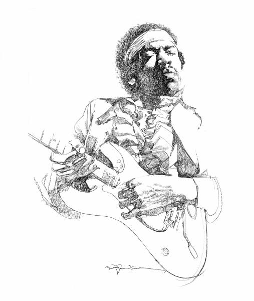 Jimi Hendrix: Empezar de Cero // Sexto Piso