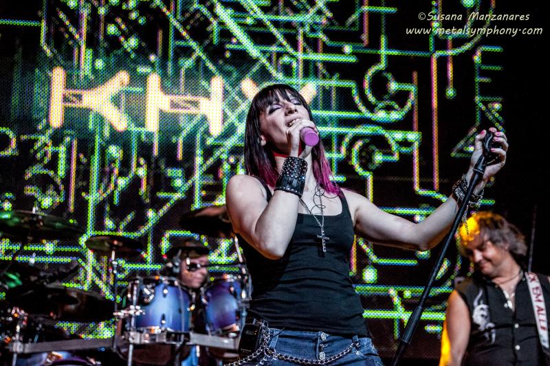 Ivan Allué Montilla: Mujeres, Rock & Heavy Metal ¿Quién dijo sexo débil? // Editorial Milenio