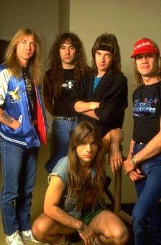 Iron Maiden: Powerslave // EMI