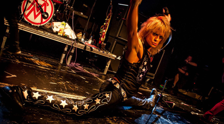 Michael Monroe + Cheap Thrill + Shock! Hazard – 11 de Mayo'14 – Sala Razzmatazz 2 (Barcelona)