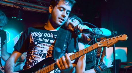 Khy + Black Haze – 13 de Junio'14 – Sala Utopía (Zaragoza)