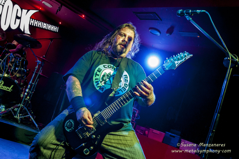 Bonafide + White Coast Rebels – 29 de mayo'14 – Sala We Rock (Madrid)