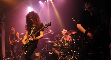 Marty Friedman, Work of Art, Circle II Circle, Allen/Lande, Salvador Domínguez…