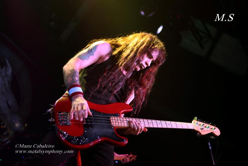 Steve Harris British Lion + The Raven Age -17 de julio'14 - Sala Shoko (Madrid)