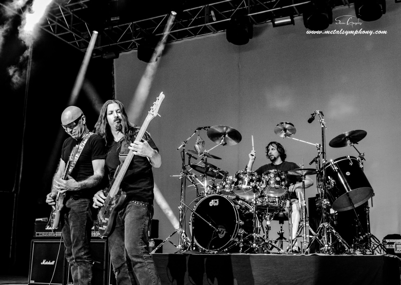 Joe Satriani + Oli Brown & The Raven Eye - 12 de Julio'14 - Teatro La Axerquía (Córdoba)