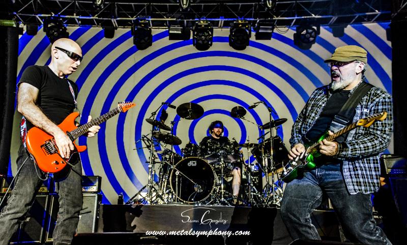 Entrevista a Joe Satriani