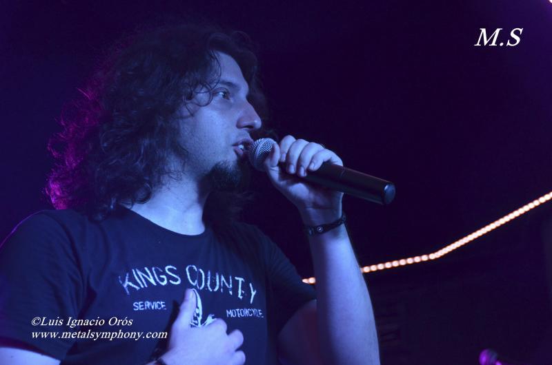 Tim Ripper Owens + Sandstone + Vengeful Ghoul - 5 de Septiembre'14 – La Casa Del Loco (Zaragoza)