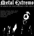 Metal Extremo. 30 años de oscuridad (1981-2011) - Salva Rubio // Editorial Milenio