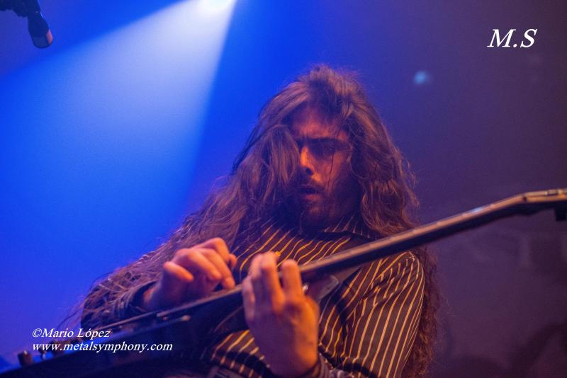 TEXTURES + Vortice + Distance + Achokarlos Band - 18 de Octubre'14 - Sala Shoko (Madrid)