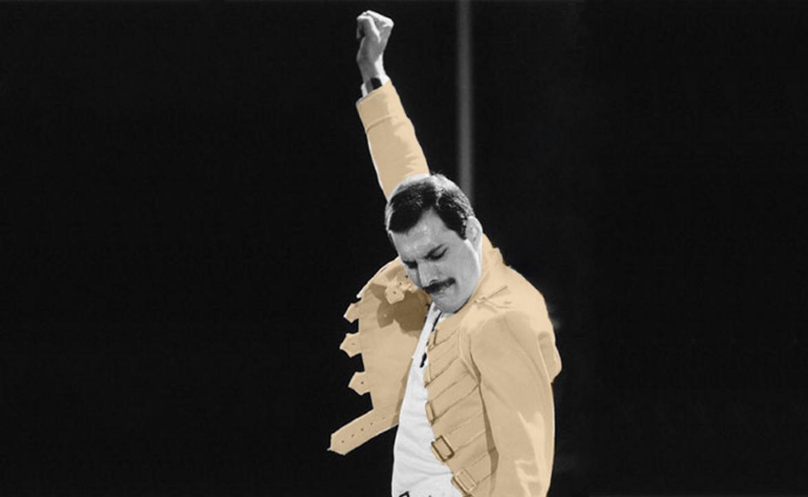 Freddie Mercury – Su Vida Contada Por El Mismo – Greg Brooks y Simon Lupton // Ma Non Troppo ( Robinbook)