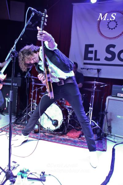 Los Zigarros - 27 de Septiembre'14 - Sala El Sol (Madrid)