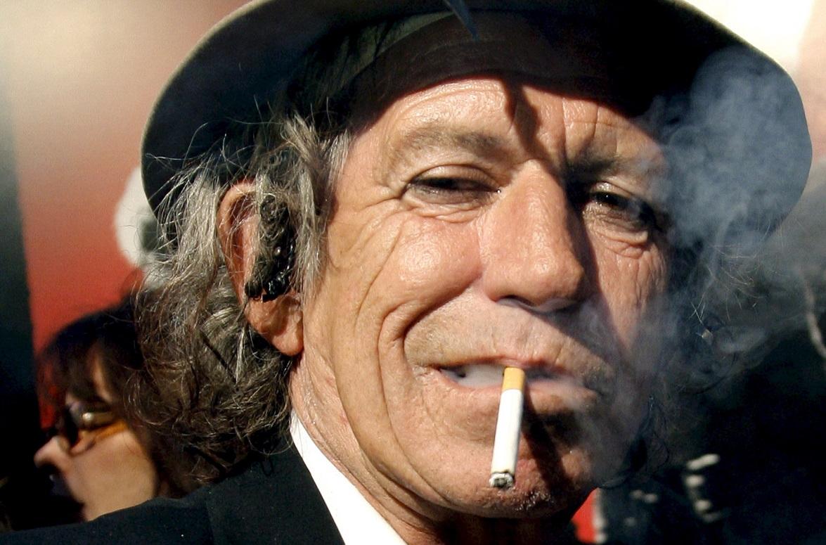 «Keith Richards – Gus y yo» – Ediciones Malpaso