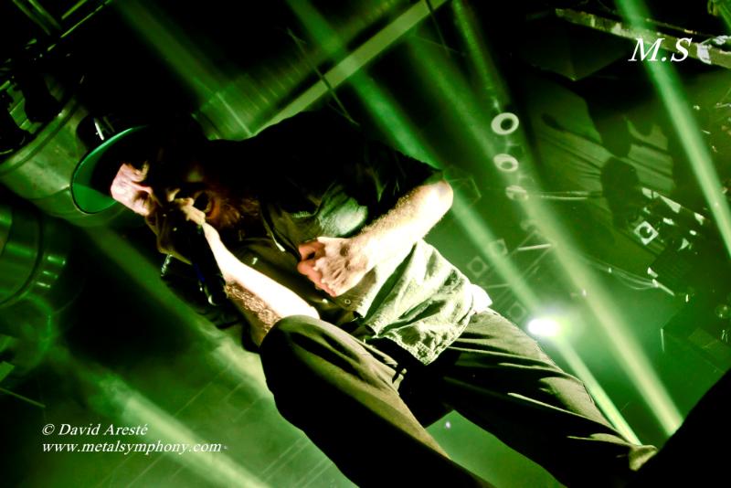 IN FLAMES + WOVENWAR + WHILE SHE SLEEPS - 08 de octubre'14 - Sala Razzmatazz (Barcelona)