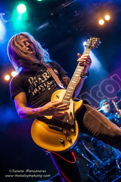 Interview with Doug Aldrich from The Dead Daisies
